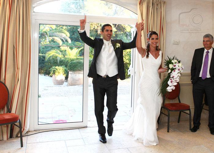 arrivée-des-mariés