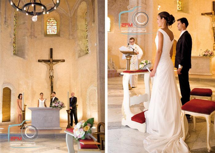 mariage-église Saint-Laurent-marseille