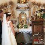 Mariage Aubagne sur le thème «champêtre»