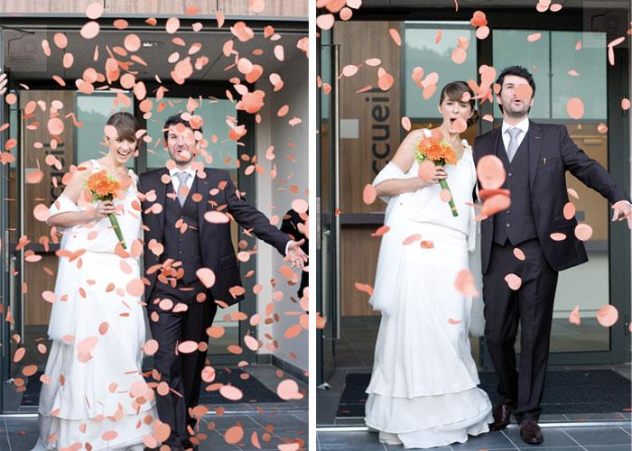 pétales-mariage-orange