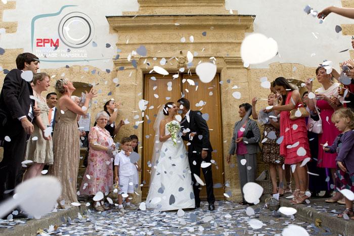 Mariage chapelle saint bacchi photographe salon provence - Photographe mariage salon de provence ...