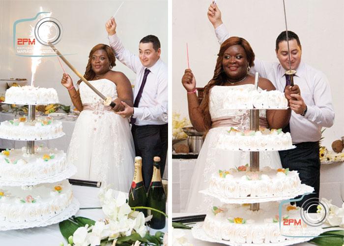 mariage-domaine de roquerousse salon de provence
